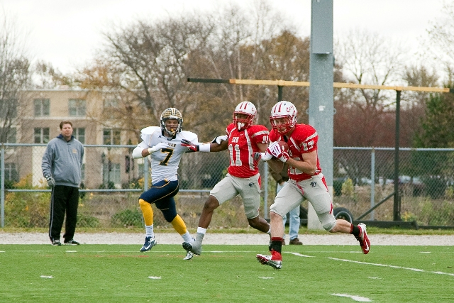 Saint Xavier vs. Marian University (Ind.) - Photo 3