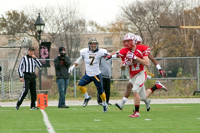 4th Saint Xavier vs. Marian University (Ind.) Photo