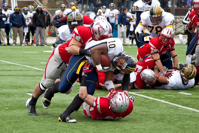 Saint Xavier vs. Marian University (Ind.) - Photo 5