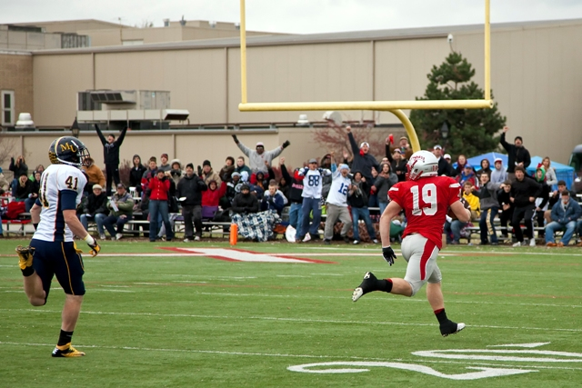 Saint Xavier vs. Marian University (Ind.) - Photo 7