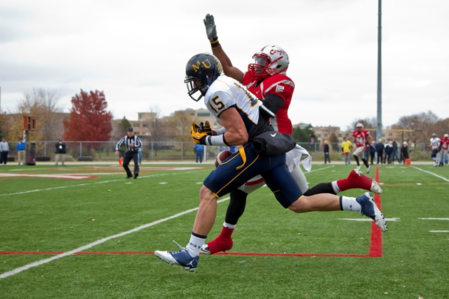 Saint Xavier vs. Marian University (Ind.) - Photo 9