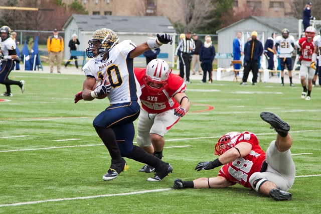 Saint Xavier vs. Marian University (Ind.) - Photo 13