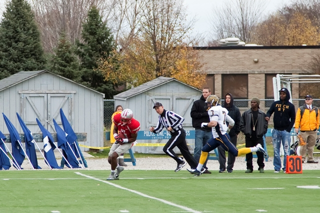 Saint Xavier vs. Marian University (Ind.) - Photo 15