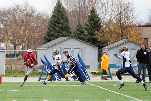 16th Saint Xavier vs. Marian University (Ind.) Photo
