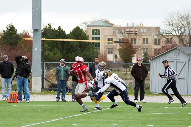 Saint Xavier vs. Marian University (Ind.) - Photo 17