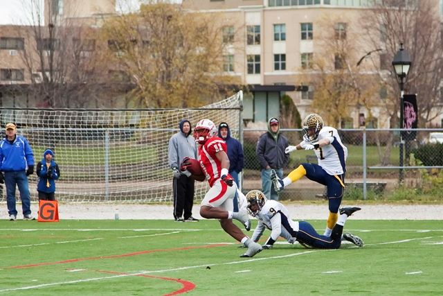 Saint Xavier vs. Marian University (Ind.) - Photo 18