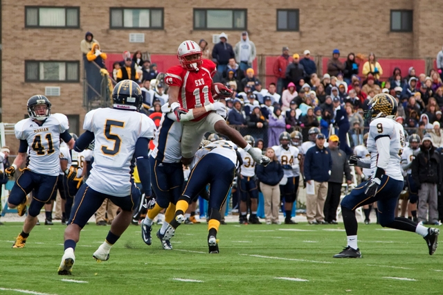 Saint Xavier vs. Marian University (Ind.) - Photo 26