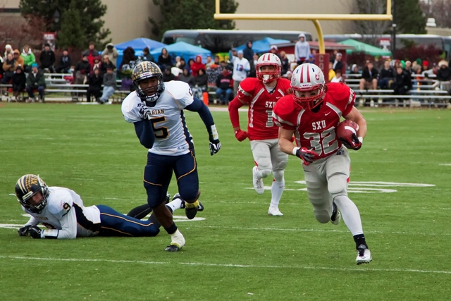 Saint Xavier vs. Marian University (Ind.) - Photo 31