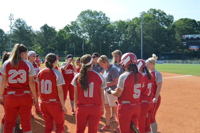 Day Five of SXU Softball's Trip to Columbus, Ga. - Photo 12