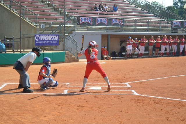 Day Five of SXU Softball's Trip to Columbus, Ga. - Photo 13