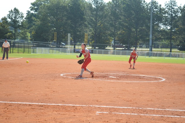 Day Five of SXU Softball's Trip to Columbus, Ga. - Photo 15