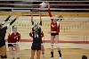 15th SXU Women's Volleyball vs Huntington (Ind.) 8/30/13 Photo