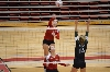 19th SXU Women's Volleyball vs Huntington (Ind.) 8/30/13 Photo