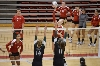 21st SXU Women's Volleyball vs Huntington (Ind.) 8/30/13 Photo