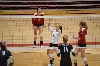 22nd SXU Women's Volleyball vs Huntington (Ind.) 8/30/13 Photo