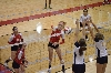 SXU Women's Volleyball vs Spring Arbor (Mich.) and Judson (Ill.) 8/31/13 - Photo 23