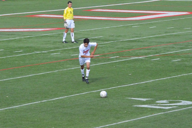 7th SXU Men's Soccer vs Northwestern Ohio 8/31/13 Photo