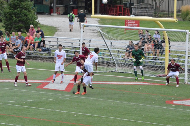 12th SXU Men's Soccer vs Northwestern Ohio 8/31/13 Photo