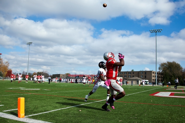 4th Saint Xavier vs. Concordia University (Mich.) Photo