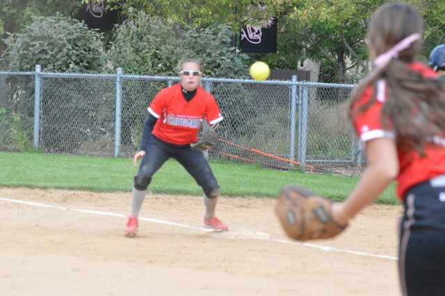 4th SXU Softball vs Roosevelt (Ill.) 9/13/13 Photo
