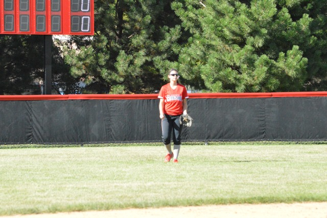 12th SXU Softball vs Roosevelt (Ill.) 9/13/13 Photo