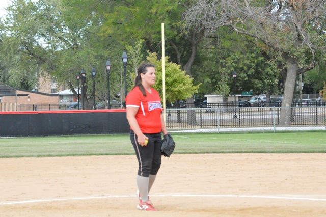13th SXU Softball vs Roosevelt (Ill.) 9/13/13 Photo