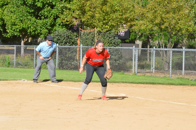 19th SXU Softball vs Roosevelt (Ill.) 9/13/13 Photo
