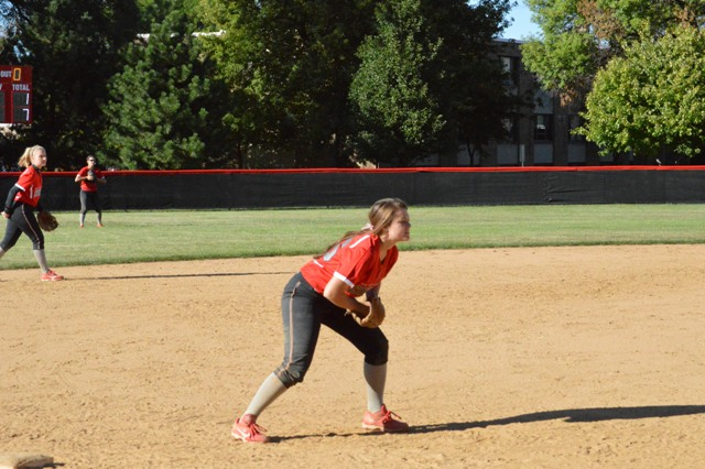 22nd SXU Softball vs Roosevelt (Ill.) 9/13/13 Photo