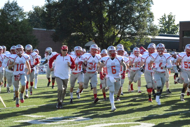 4th SXU Football vs University of Indianapolis (Ind.) 9/14/13 Photo