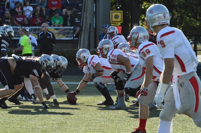 5th SXU Football vs University of Indianapolis (Ind.) 9/14/13 Photo