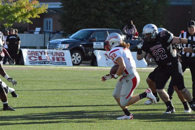 6th SXU Football vs University of Indianapolis (Ind.) 9/14/13 Photo