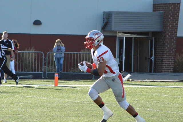 8th SXU Football vs University of Indianapolis (Ind.) 9/14/13 Photo