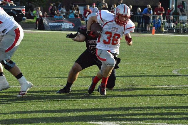 12th SXU Football vs University of Indianapolis (Ind.) 9/14/13 Photo