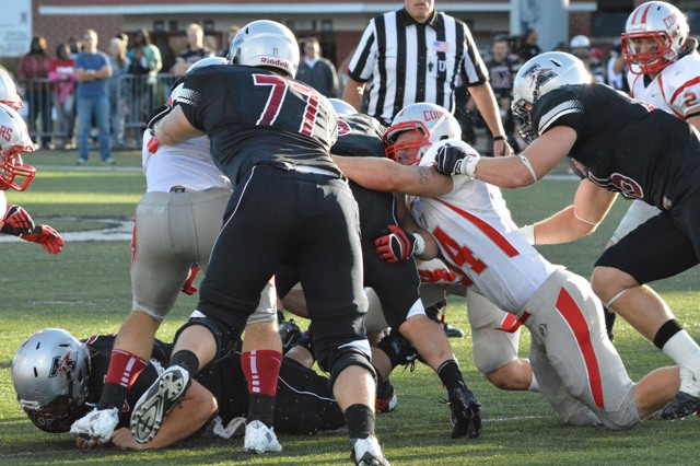15th SXU Football vs University of Indianapolis (Ind.) 9/14/13 Photo