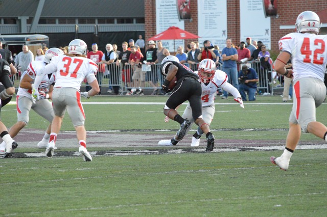 22nd SXU Football vs University of Indianapolis (Ind.) 9/14/13 Photo