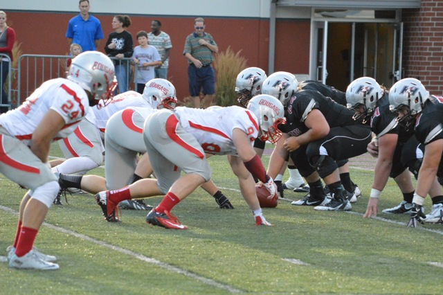 23rd SXU Football vs University of Indianapolis (Ind.) 9/14/13 Photo
