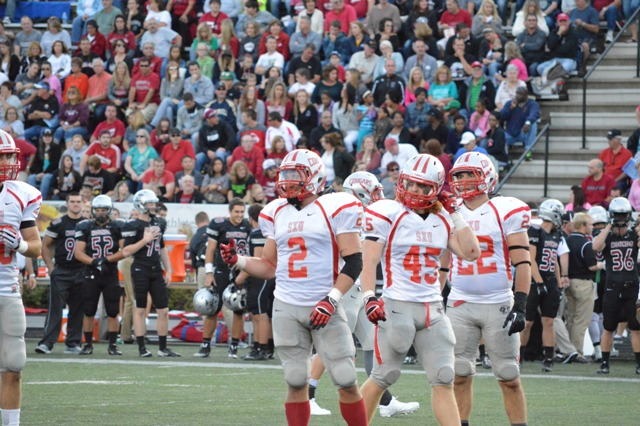 25th SXU Football vs University of Indianapolis (Ind.) 9/14/13 Photo