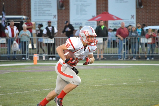27th SXU Football vs University of Indianapolis (Ind.) 9/14/13 Photo