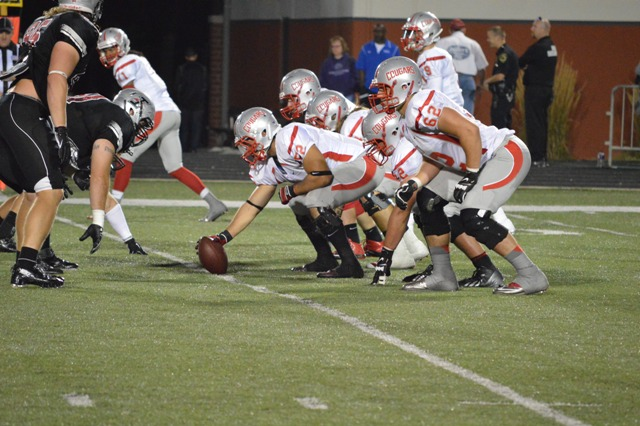 32nd SXU Football vs University of Indianapolis (Ind.) 9/14/13 Photo