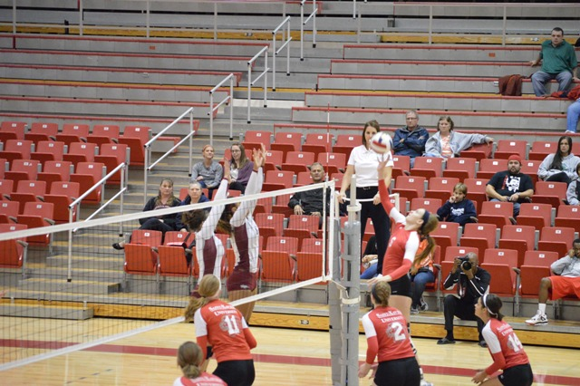 3rd SXU Women's Volleyball vs Cardinal Stritch (Wis.) 9/17/13 Photo