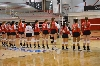 1st SXU Women's Volleyball vs Cardinal Stritch (Wis.) 9/17/13 Photo