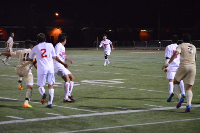 SXU Men's Soccer vs St. Francis (Ill.) 9/24/13 - Photo 3