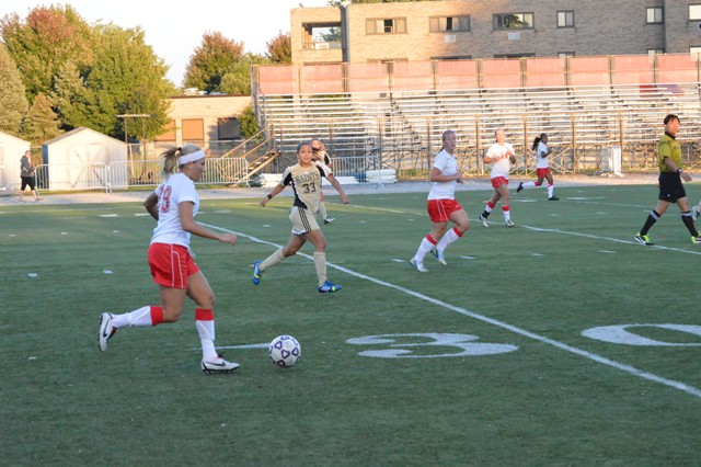 3rd SXU Women's Soccer vs St. Francis (Ill.) 9/25/13 Photo