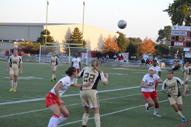 4th SXU Women's Soccer vs St. Francis (Ill.) 9/25/13 Photo