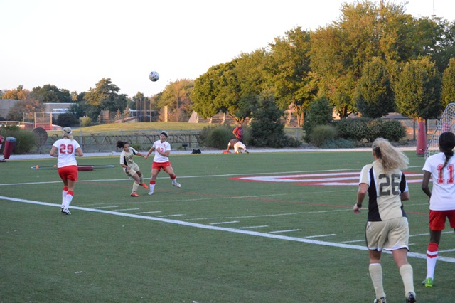 6th SXU Women's Soccer vs St. Francis (Ill.) 9/25/13 Photo