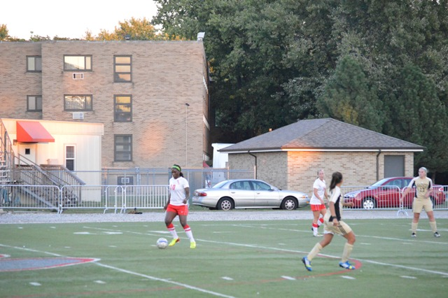 10th SXU Women's Soccer vs St. Francis (Ill.) 9/25/13 Photo