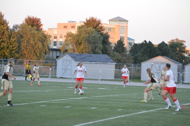 12th SXU Women's Soccer vs St. Francis (Ill.) 9/25/13 Photo
