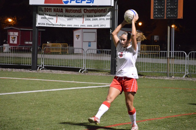 27th SXU Women's Soccer vs St. Francis (Ill.) 9/25/13 Photo