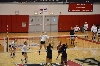 19th SXU Women's Volleyball vs Roosevelt (Ill.) 10/1/13 Photo