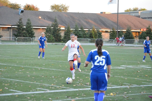 1st SXU Women's Soccer vs Judson (Ill.) 10/1/13 Photo